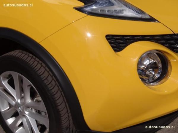 Nissan Juke SENSE año 2017