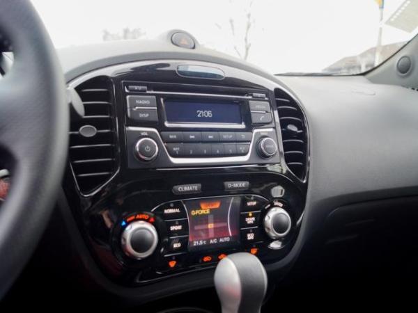 Nissan Juke Juke Exclusive Turbo Cvt año 2017