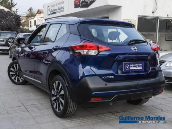 Nissan Kicks ADVANCE 1.6 año 2017