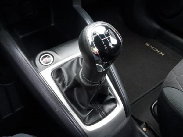 Nissan Kicks ADVANCE 1.6 año 2018