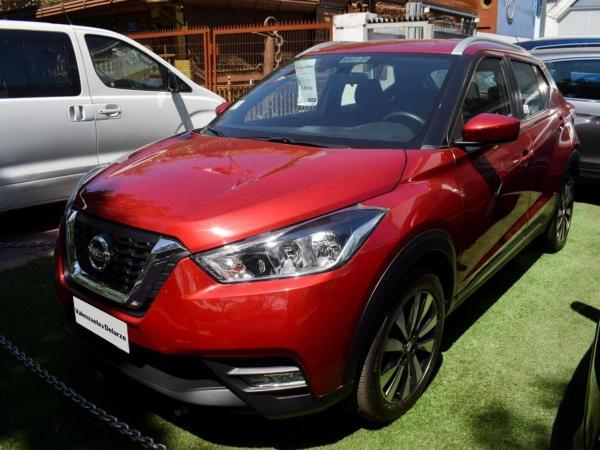 Nissan Kicks ADVANCE 1.6 MT. año 2018