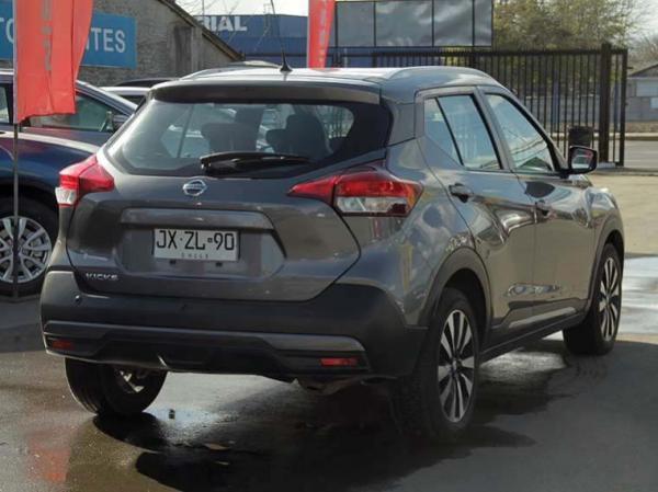 Nissan Kicks KICKS ADVANCE 1.6 2018 año 2018