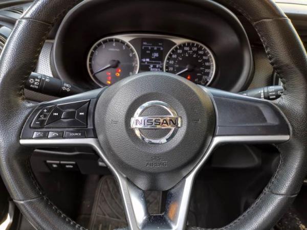 Nissan Kicks ADVANCE 1.6 año 2019