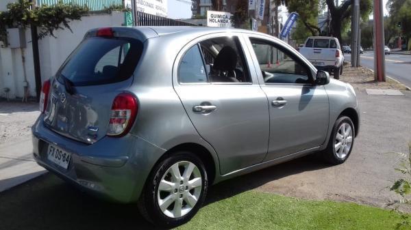 Nissan March 1.6 año 2013