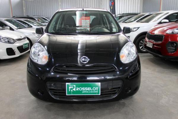 Nissan March ACTIVE 1.6 año 2015