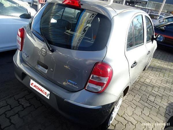 Nissan March 1.6 año 2015