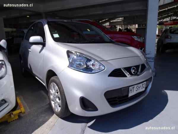 Nissan March SENCE año 2016