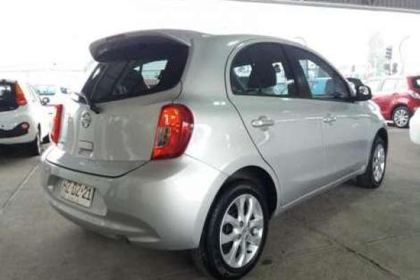 Nissan March SPORT SENSE 1.6 año 2016