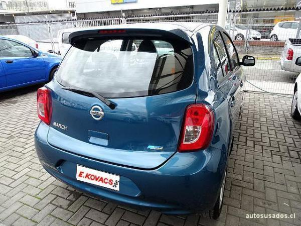 Nissan March 1.6 año 2016