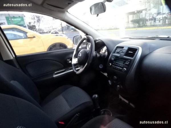 Nissan March SPORT SENSE año 2016