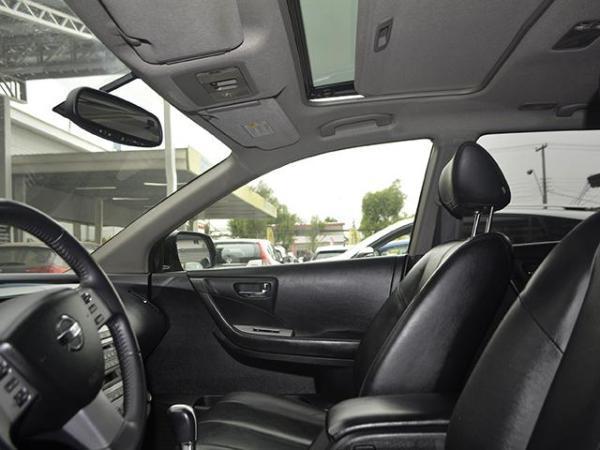 Nissan Murano Murano 4x4 3.5 año 2008