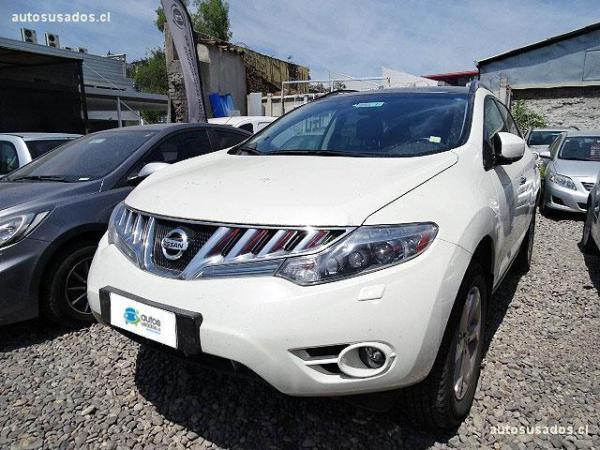 Nissan Murano LE CVT año 2011