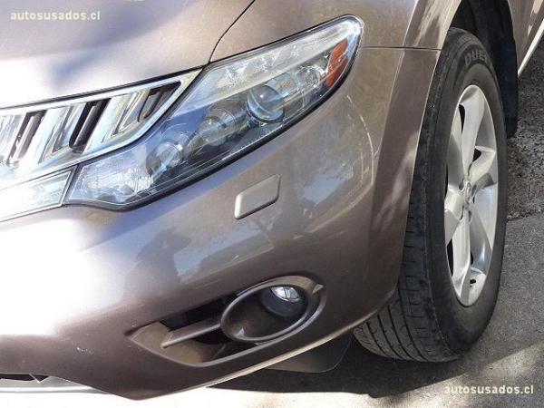 Nissan Murano  año 2011