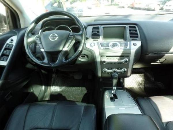 Nissan Murano  año 2012