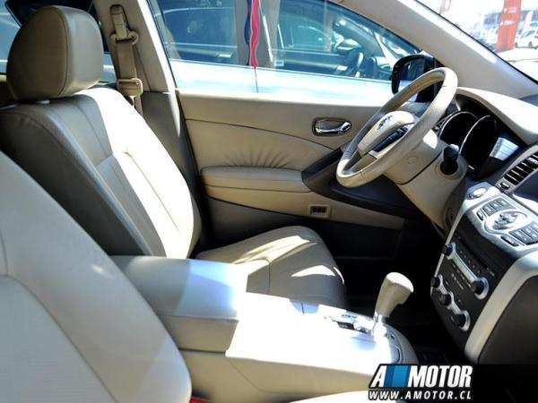 Nissan Murano Murano Sl Awd 3.5 año 2012