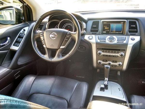 Nissan Murano LE año 2013
