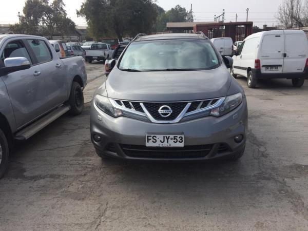 Nissan Murano MURANO año 2013