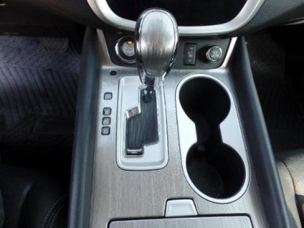 Nissan Murano  año 2017