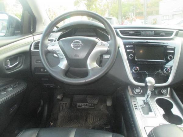 Nissan Murano 4x4 3.5 año 2017