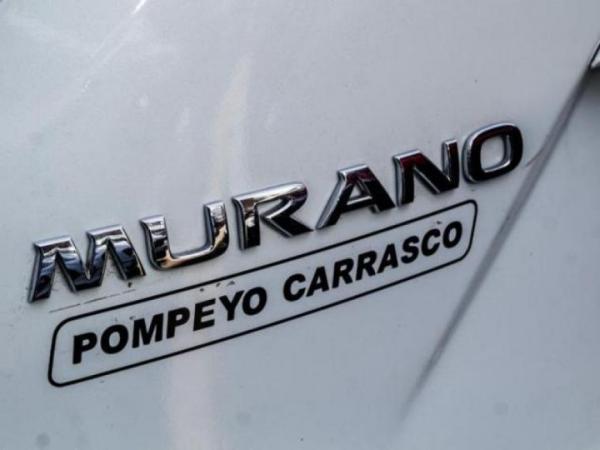 Nissan Murano EXCLUSIVE CVT 4WD año 2018