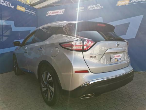 Nissan Murano 4WD CVT 3.5 año 2019