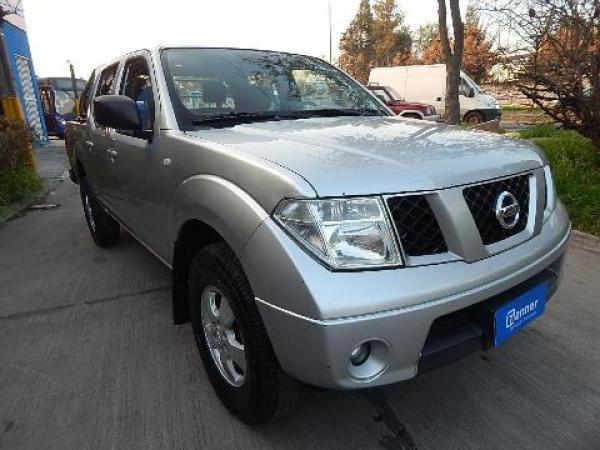 Nissan Navara  año 2008