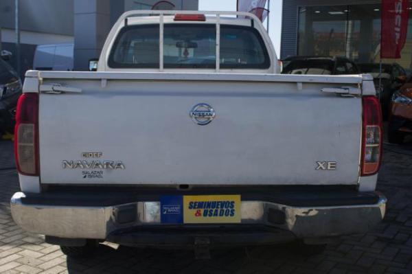 Nissan Navara NAVARA STD XE 4WD 2.5 año 2009