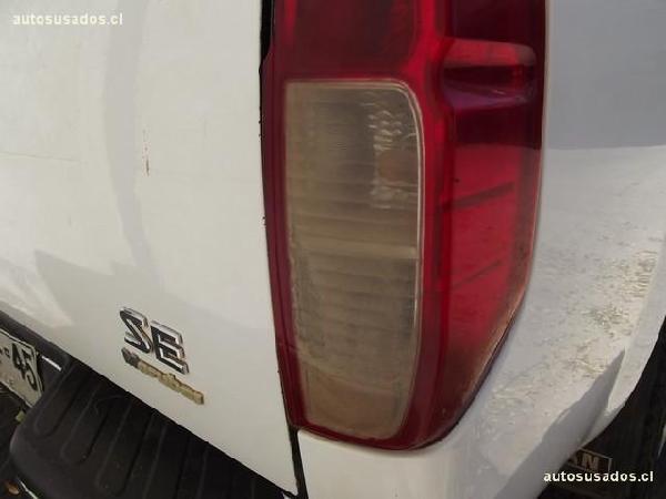 Nissan Navara 4X4 año 2012