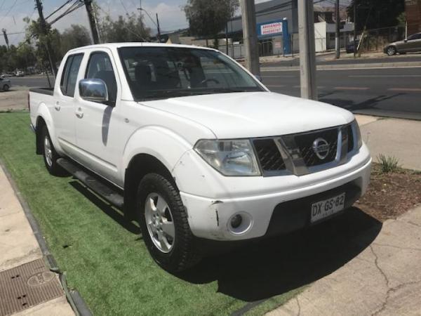 Nissan Navara le año 2012