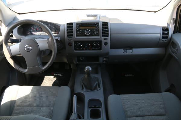Nissan Navara 488 NAVARA DCAB 4X4 2.5 año 2013