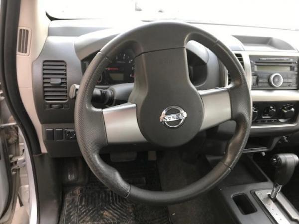 Nissan Navara navara año 2013
