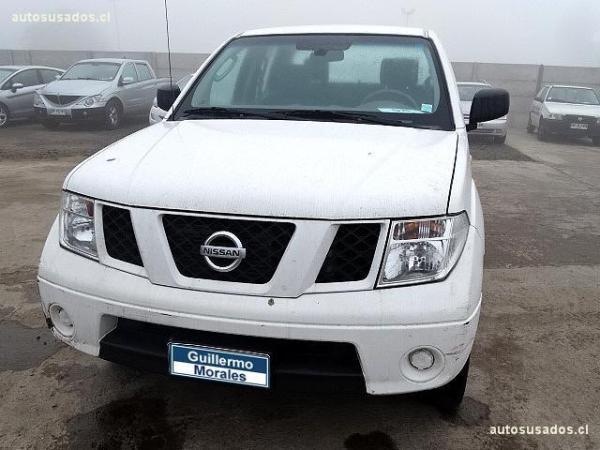 Nissan Navara  año 2014