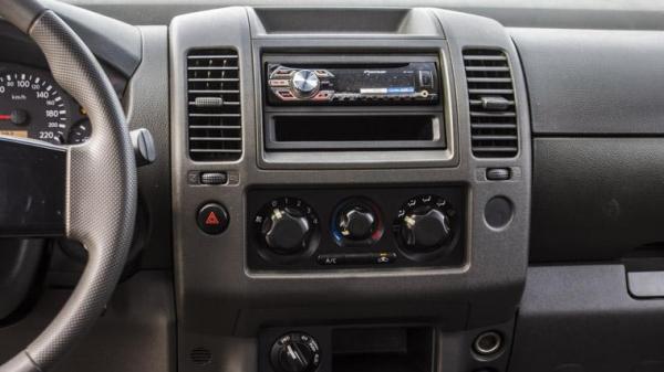 Nissan Navara SE MT 4X4 año 2014