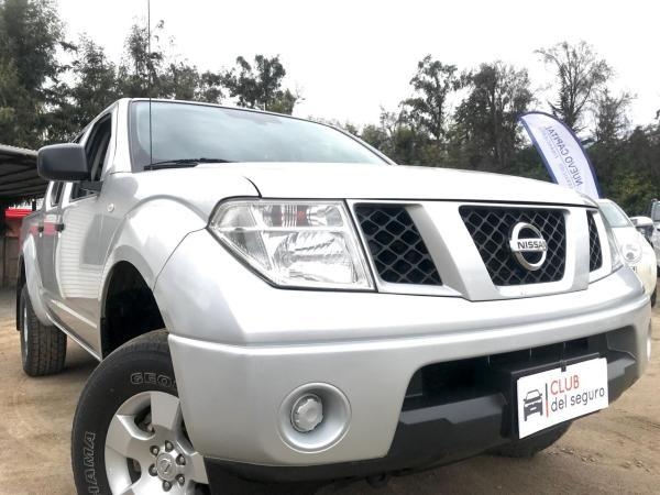 Nissan Navara 2.5 4X4 año 2014