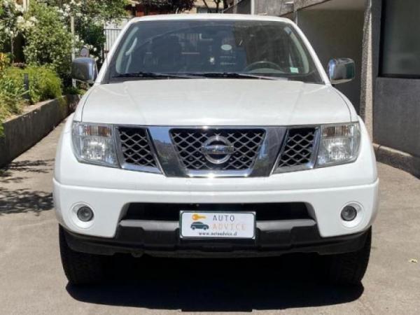 Nissan Navara 4x4 año 2015