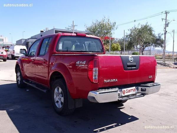 Nissan Navara LUX LE MHDT año 2015