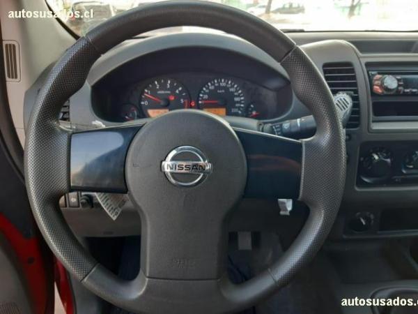 Nissan Navara 2.5 MT 4X4 AC 2AB ABS año 2015