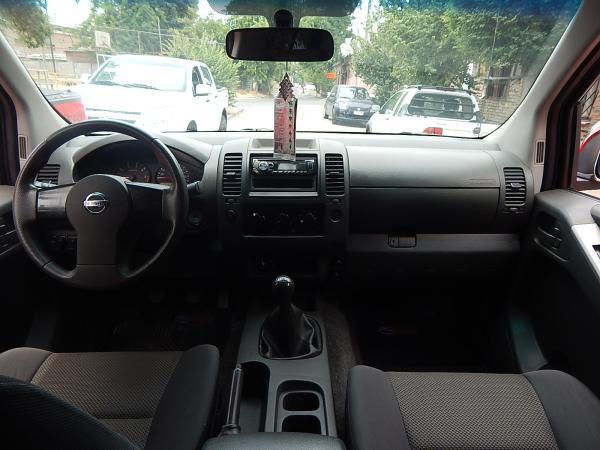 Nissan Navara 284 NAVARA 4X4 2.5 año 2015