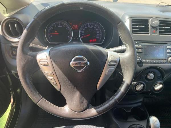 Nissan Note ADVANCE MT año 2014