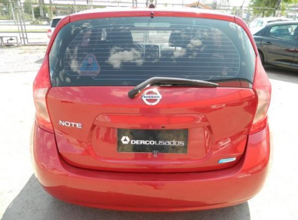Nissan Note ADVANCE año 2014