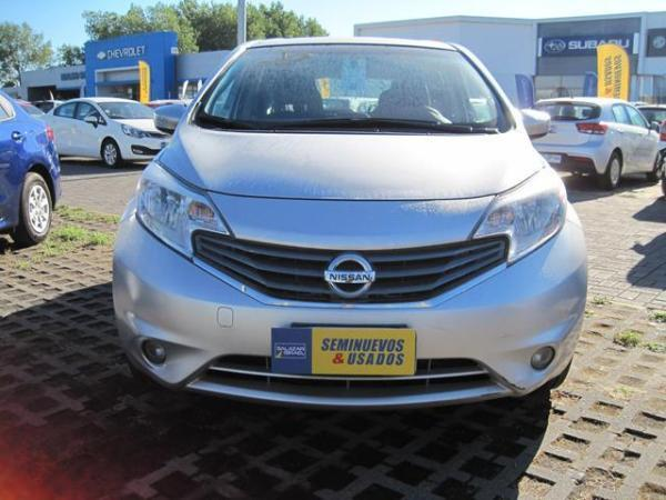 Nissan Note Note Advance At/cvt año 2015