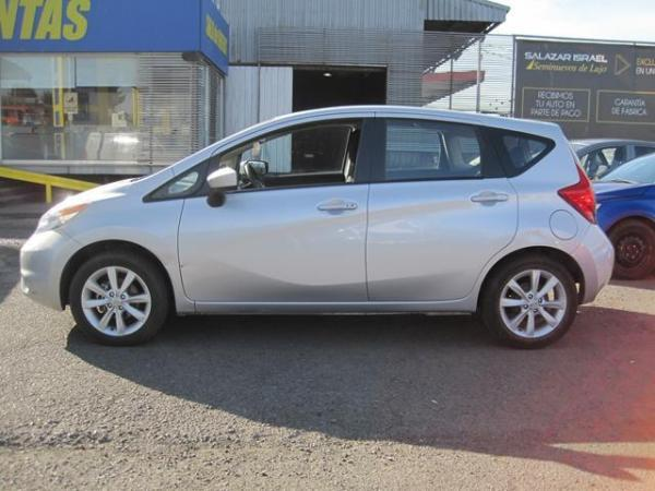 Nissan Note Note Advance 1.6 año 2015
