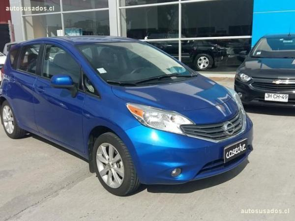 Nissan Note ADVANCE 1.6 año 2015