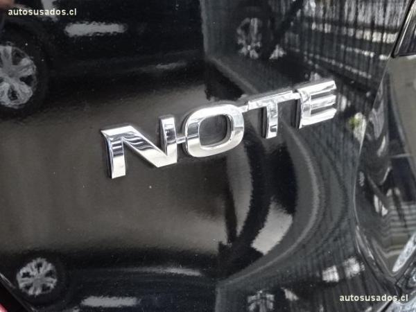 Nissan Note  año 2016