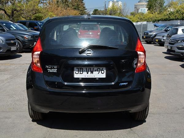Nissan Note NOTE ADVANCE MT año 2017