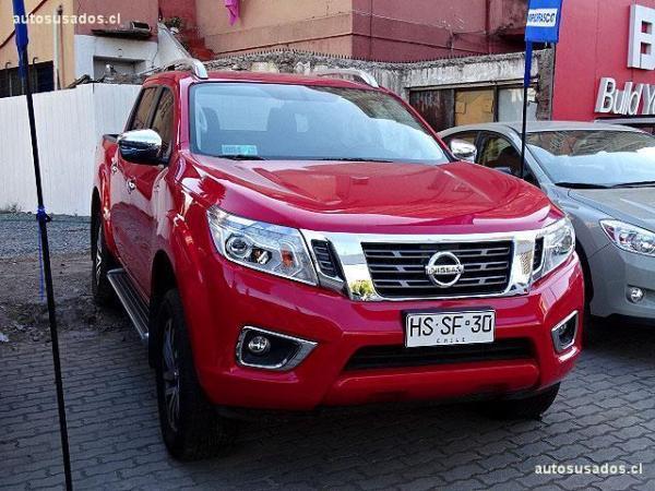 Nissan NP300  año 2016