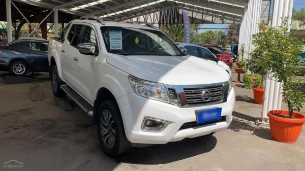 Nissan NP300 4WD año 2016