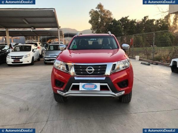 Nissan NP300 4X4 SE año 2017