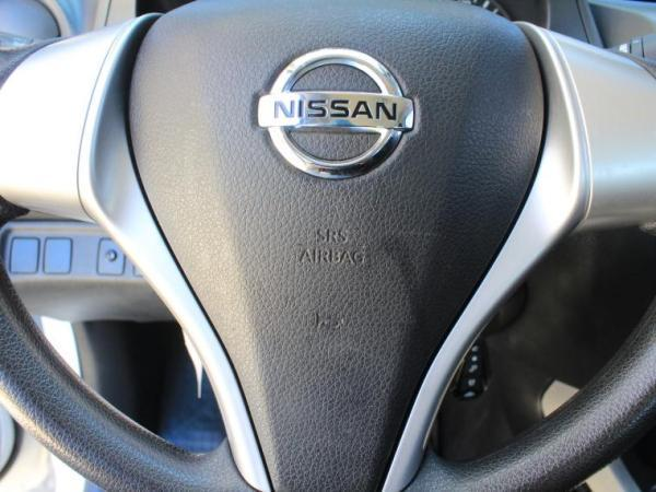 Nissan NP300 NPD/C 2.5 año 2017