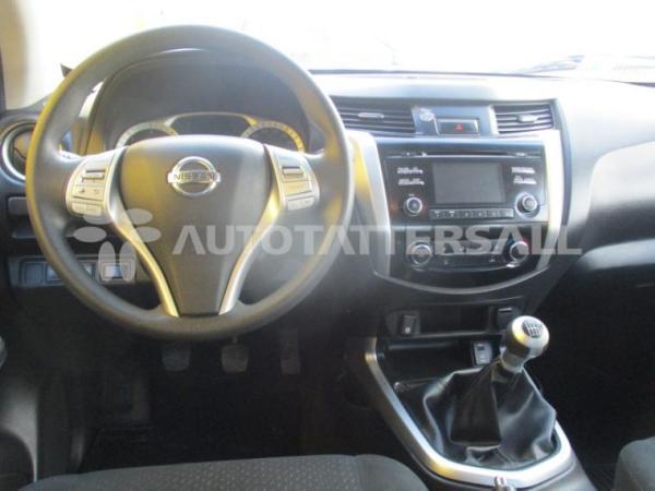 Nissan NP300 EX año 2017